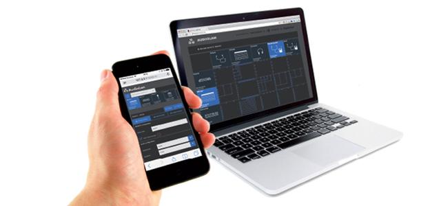 Archwave AudioLAN software interface