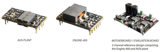 Ice Bricks AUX-PLANT, ENGINE-400 and MOTHERBOARD-1