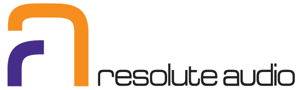 Resolute Audio logo
