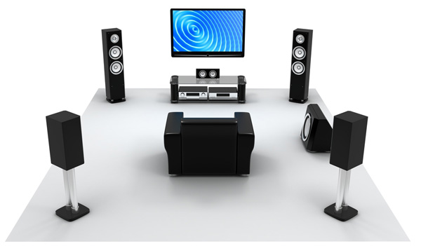 Summit Wireless home theatre