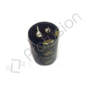 HC2B338M30045 - Snap-In Electrolytic Capacitor