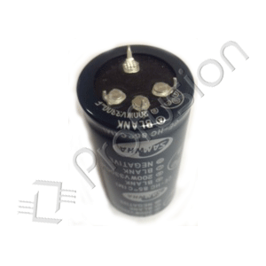 HC2D338M35070-4PIN - Snap-In Electrolytic Capacitor