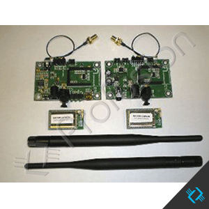 RA-AUDIO-LINK-EVAL - RA-W Series Audio-Link Evaluation Kit
