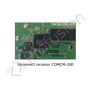 CDMCM-200 - DLNA Wireless Module Audio Receiver