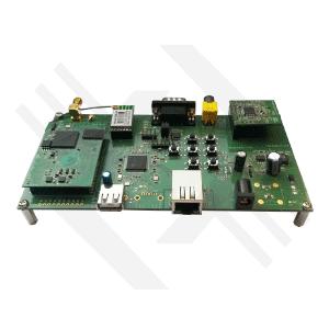 CDMCM-210-EVM - DLNA Wireless Module Evaluation Board