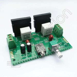 CSEVB6101R3 - CS6A4983 Class A Evaluation Board