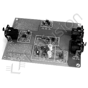 THAT158X-5263-DEMO - Mic Pre Demonstration Board