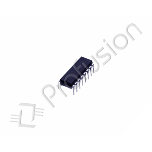 NJU211D - Quad CMOS Switch
