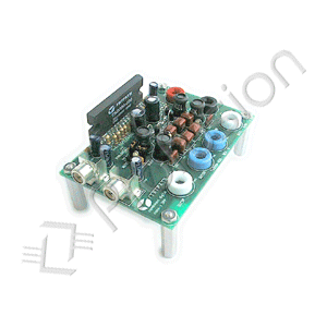 EB-TA2020 - TA2020 Amplifier Evaluation Board