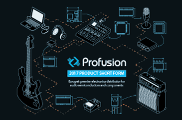 Profusion 2017 Catalogue