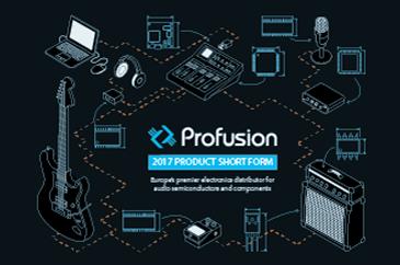 Profusion 2017 Catalogue