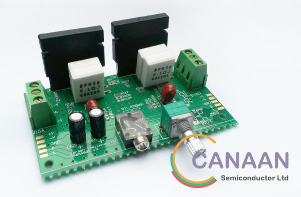 Canaan Semiconductor's CS6A4983