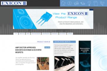 Exicon site