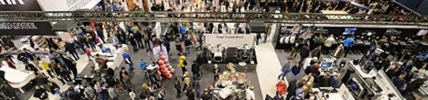Profusion at Musikmesse 2015