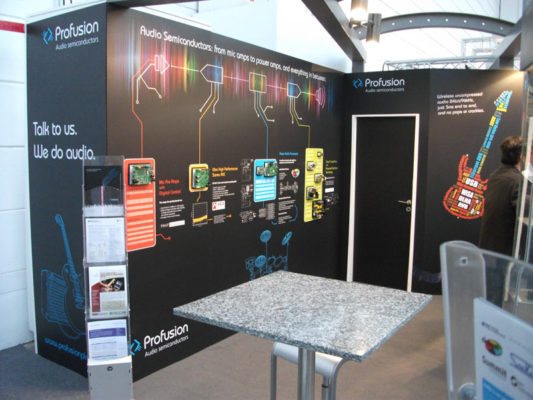 Profusion at Musikmesse & Prolight + Sound 2014