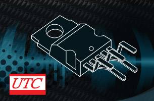 UTC Single Channel Amplifier Chips