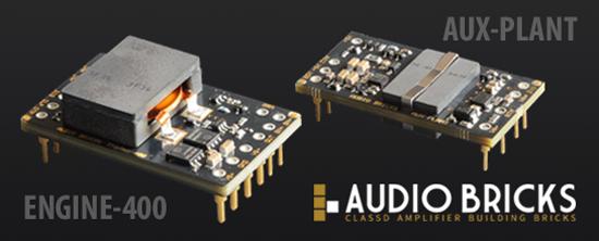 Audio Amplifiers – Class D – Profusion