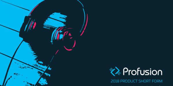Profusion 2018 Product Short Form