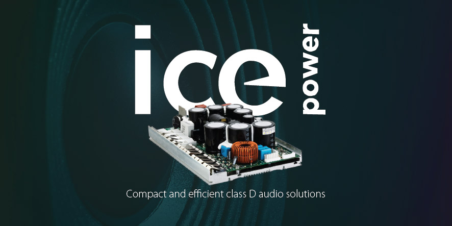 ICEpower class D amps