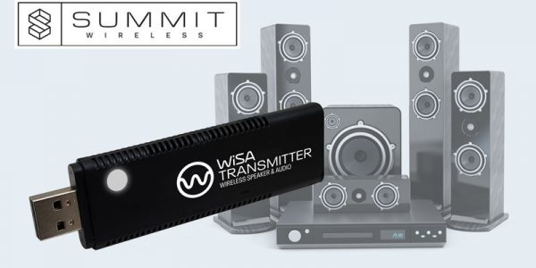 Summit Wireless Wi-Fi transimitter